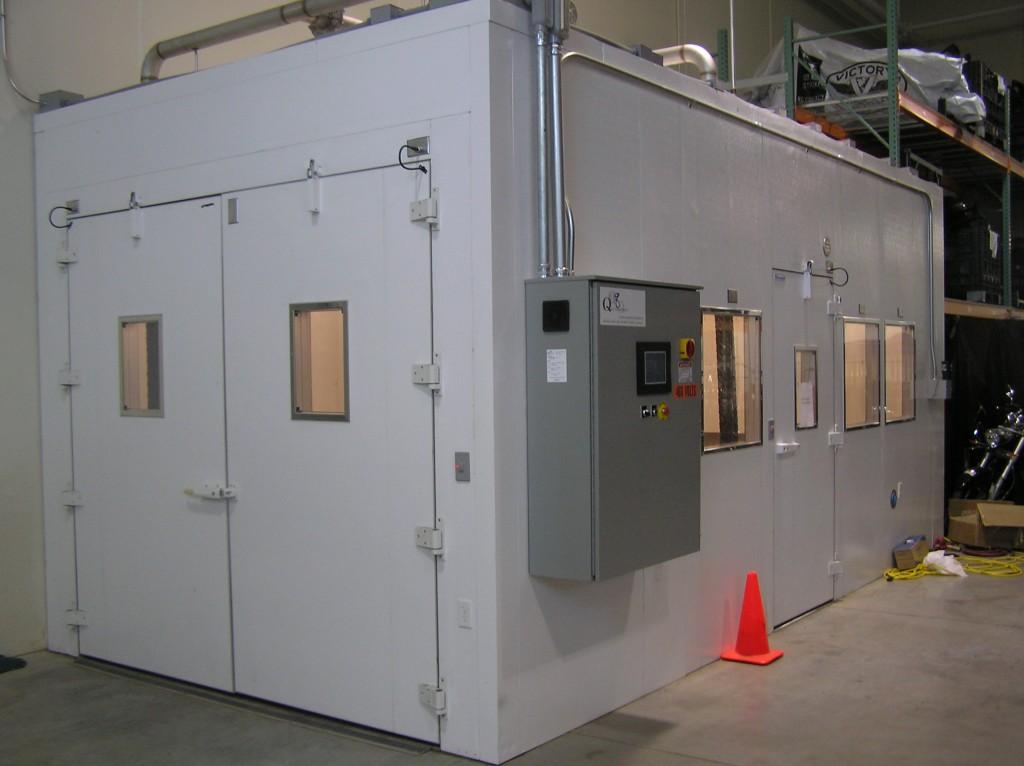 Q Corp Environmental Chamber